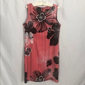 Connected Apparel Floral Sleeveless dress 14